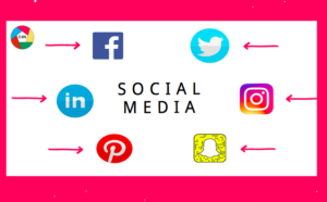 vacature video's op social media